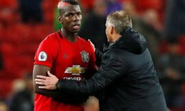 Solskjaer challenges Pogba to show leadership qualities at Man United 1