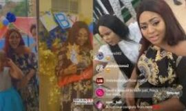 Regina Daniels Reportedly Expecting A Set Of Twins (Video)