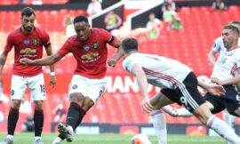 Matic pleased for Man Utd's hat-trick hero Martial, happy to play with Pogba and Fernandes