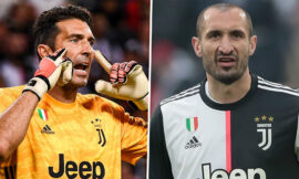 Buffon, Chiellini sign one-year extensions with Juventus