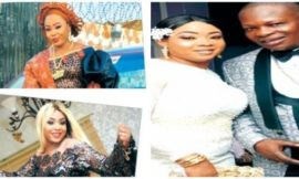 I didn't marry NURTW boss because of Wealth – Nollywood Actress Olayinka Lawal