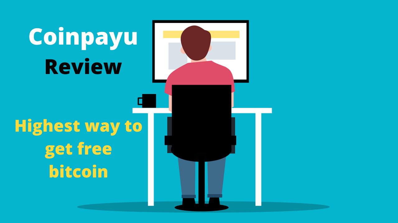 Coinpayu review 2021 tutorial guide legit or scam
