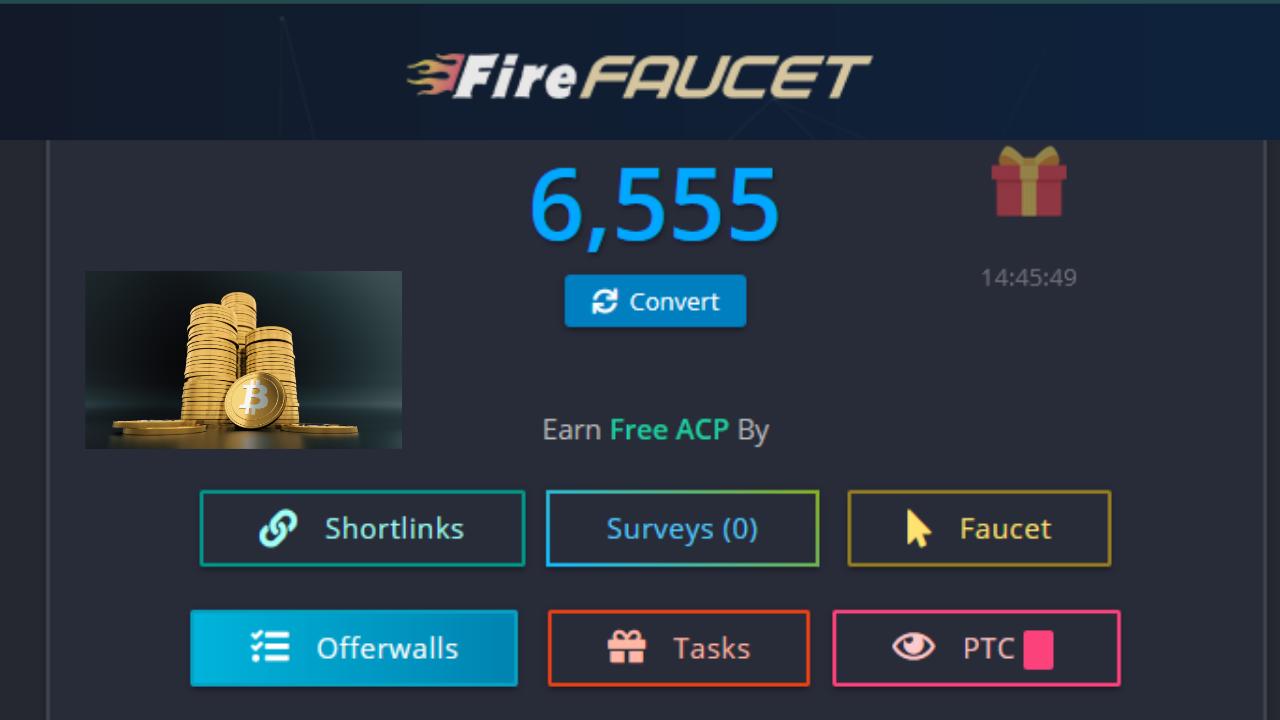 Firefaucet
